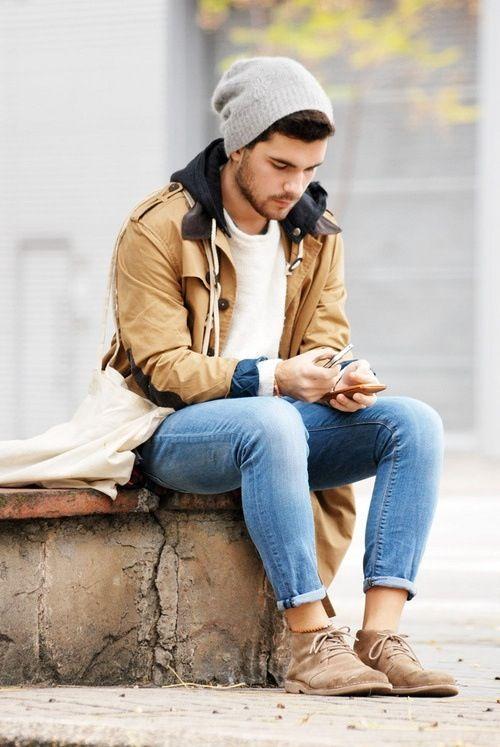 Men fashion style shoes sexy man love star summer eyes hair Fashion Style, Men Style, Street Style, Outfit, Fashion Hairstyles, Men Fashion, Men'S Fashion