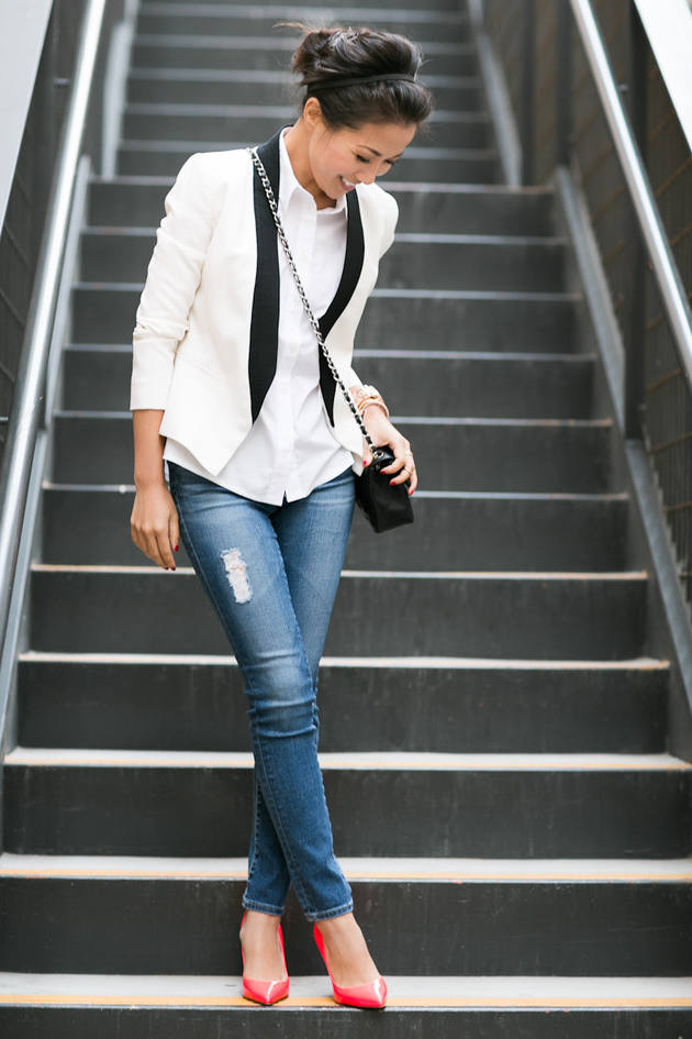 Outfit Ideas With Blazer 3