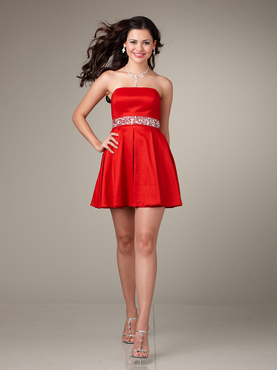 Red-Cocktail-Dress
