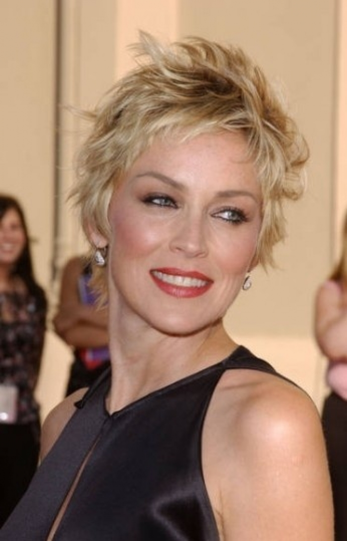 Short Cute Haircuts For Women Over 50 79