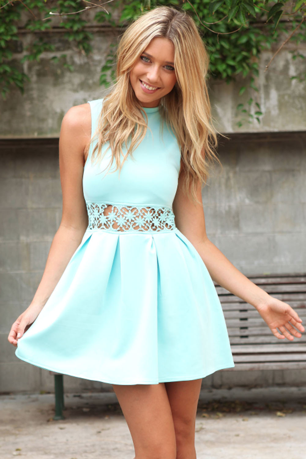 adorable summer dresss