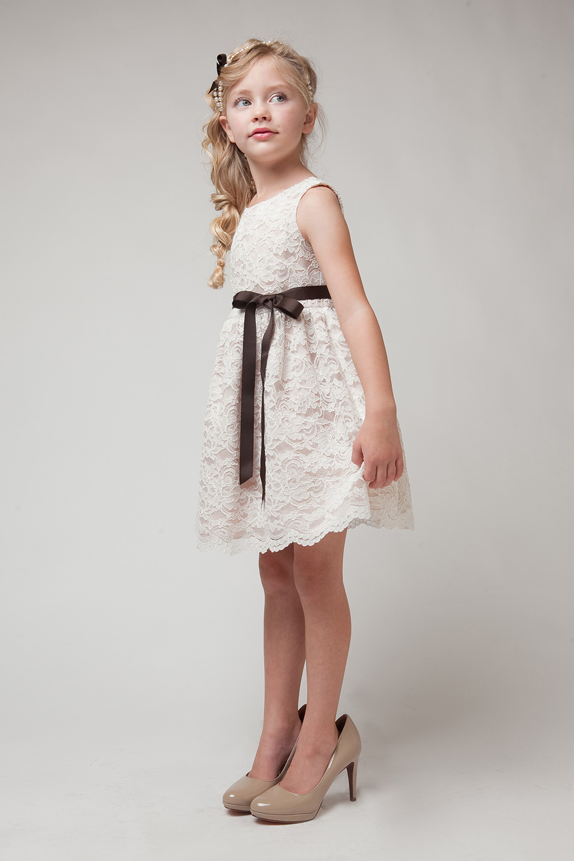 teal lace flower girl dresses