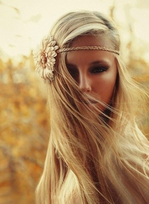 Adorable-hippie-hairstyles-