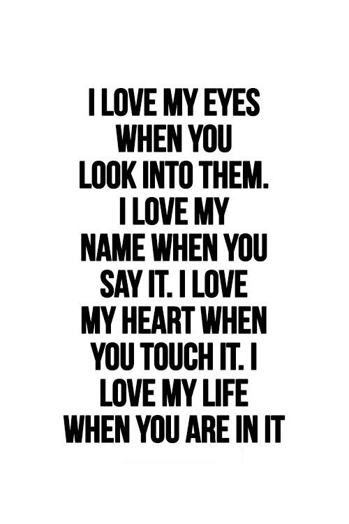 I Love You So Much Quotes For Him Tumblr: THINGS TO SAY YOUR BOYFRIEND TO MAKE HIM SMILE