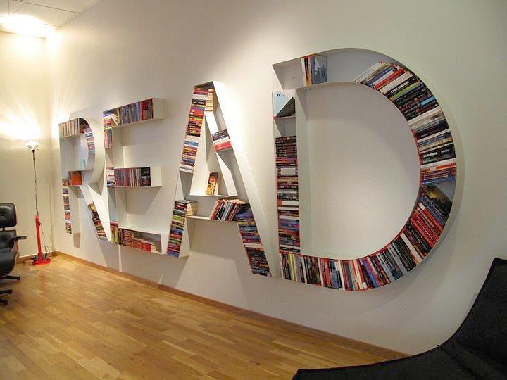 book shelf...1
