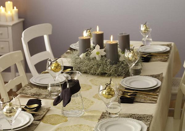 Beautiful christmas centerpieces to enhance the beauty of Diy christmas table decorations
