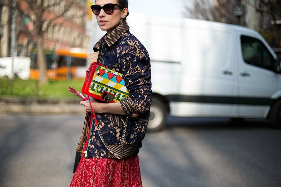 street style print fever mix match