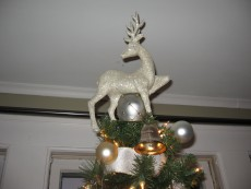 UNIQUE TREE TOPPERS TO ADD CHARM TO YOUR CHRISTMAS TREE….