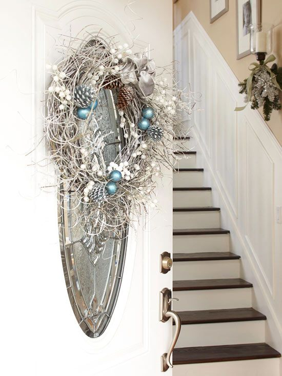 charming-silver-and-blue-christmas-decor-ideas-34.
