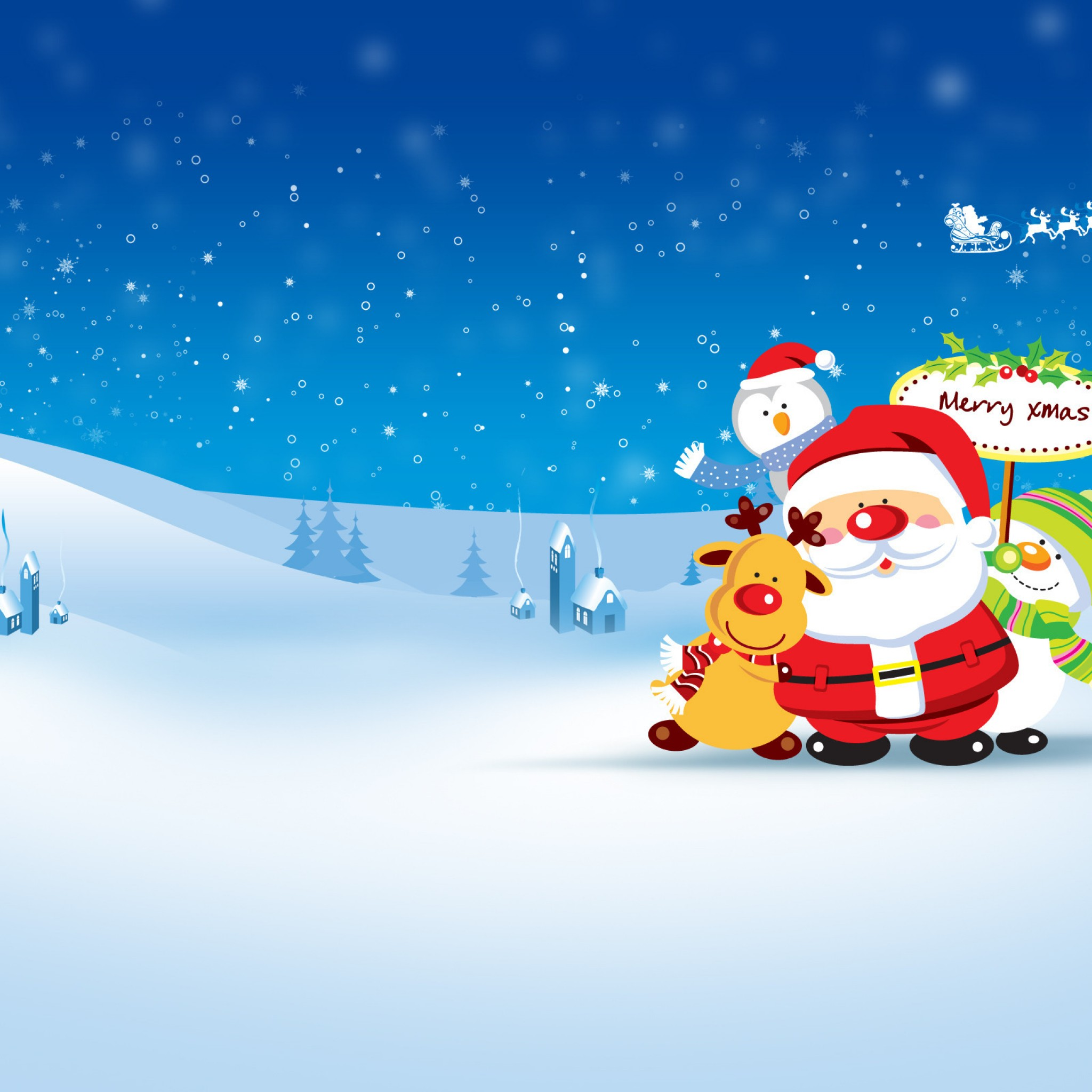 merry-xmas-holiday-christmas WALLPAPER