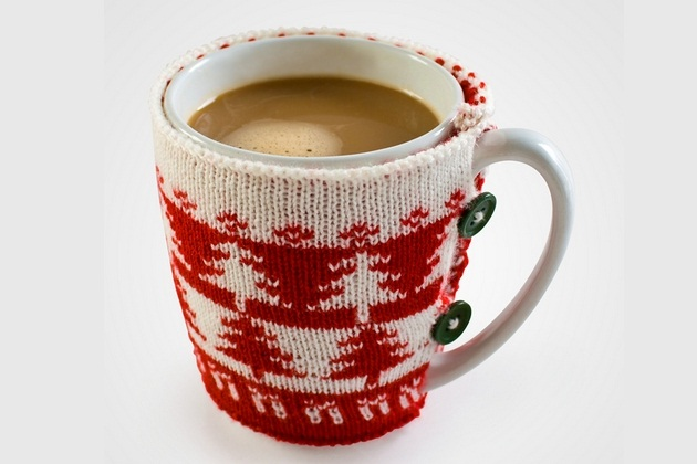 mugs knitted