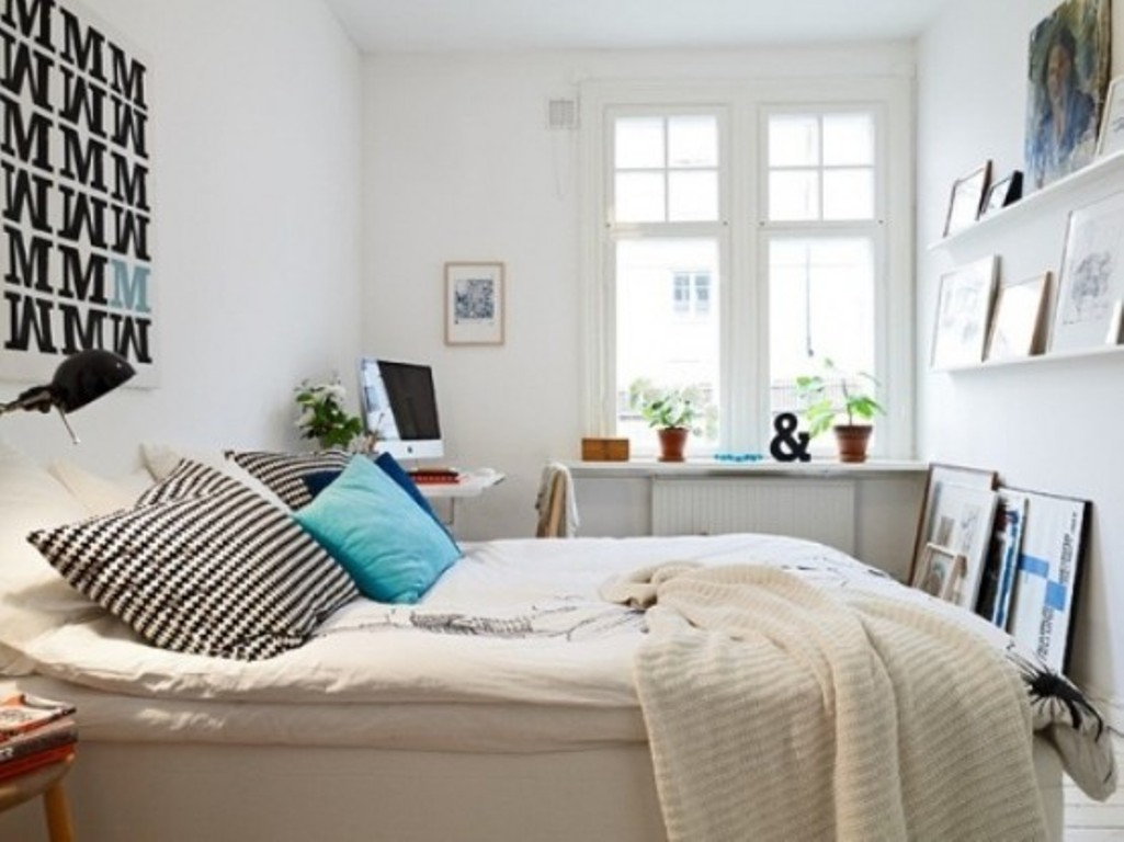 Artistic-Scandinavian-Bedroom.