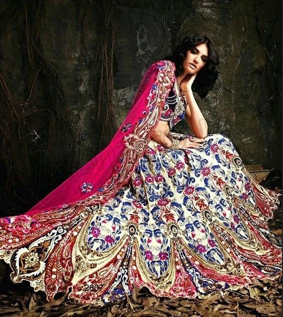 Indian-Bridal-Wedding-dresses-2015