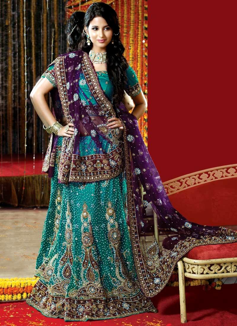 Wedding Wear Lehenga - 023