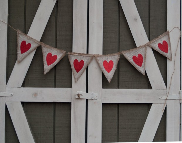 Wonderful-Handmade-Valentines-Day-Banners-1