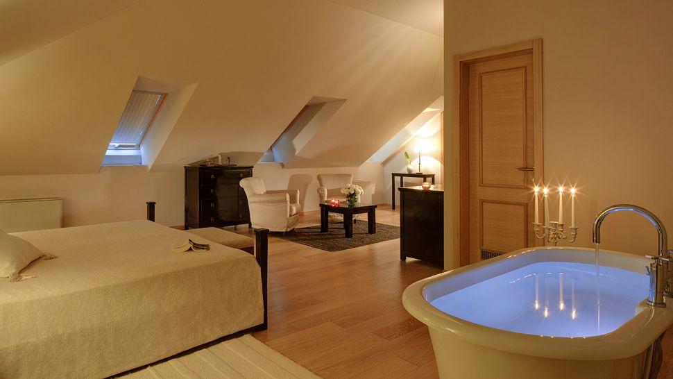 -bedroom-with bathtub.