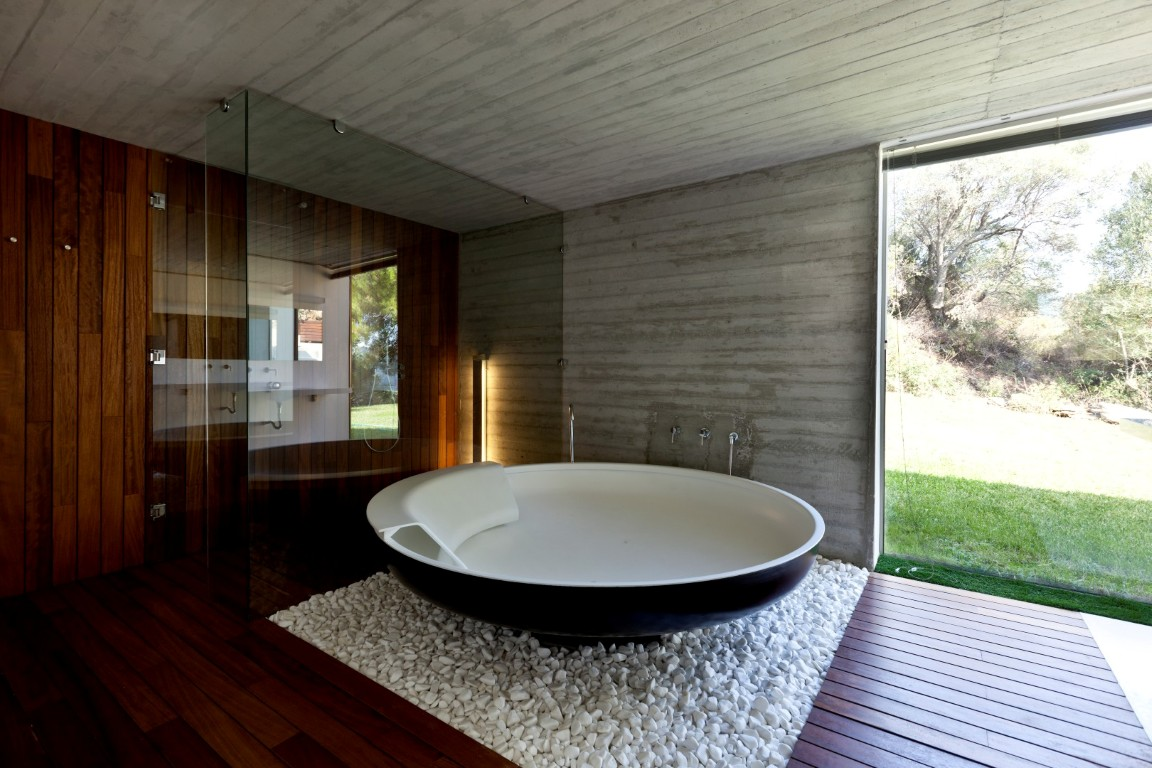 25 enchanting baths in bedroom inspirations for Cool master bathrooms