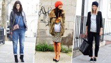 25 COOL MATERNITY STREET STYLE INSPIRATIONS
