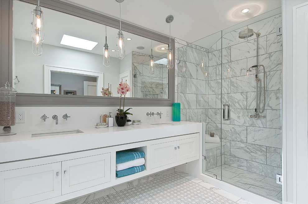 25 stylish bathroom mirror fittings for Bathroom ideas channel 4