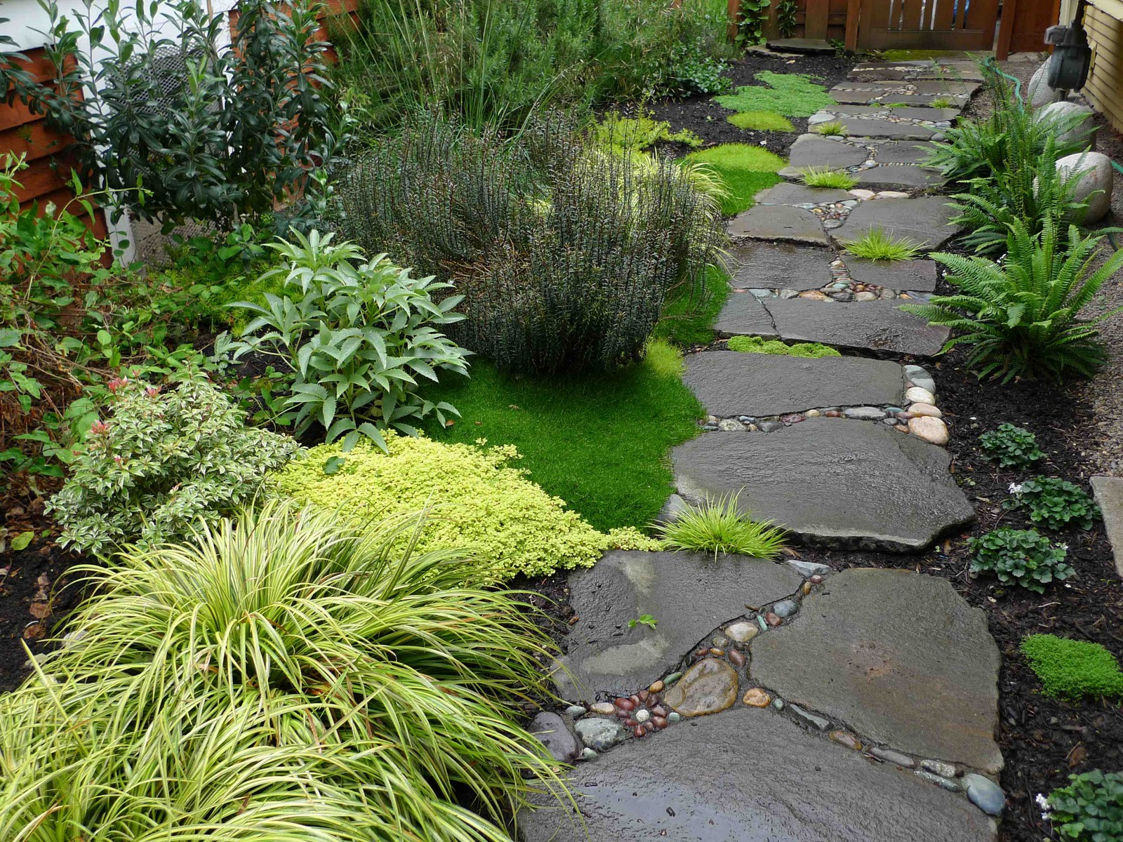 37 MESMERIZING GARDEN STONE PATH IDEAS Godfather Style