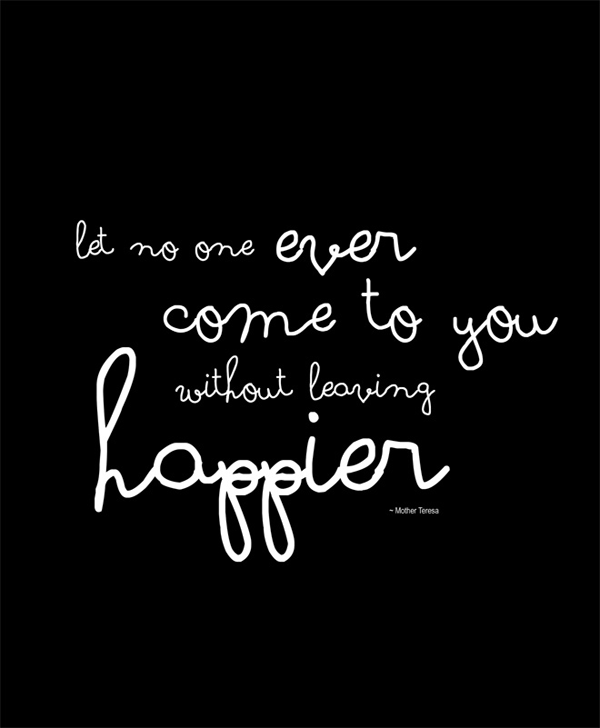 Happier-quote