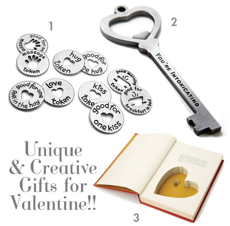 24 lovely valentine 39 s day gifts for your boyfriend for Valentines unique gifts for her