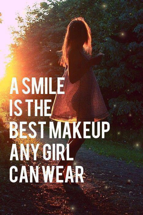 a-smile-is-the-best-makeup-any-girl-can-wear-smile-quote.