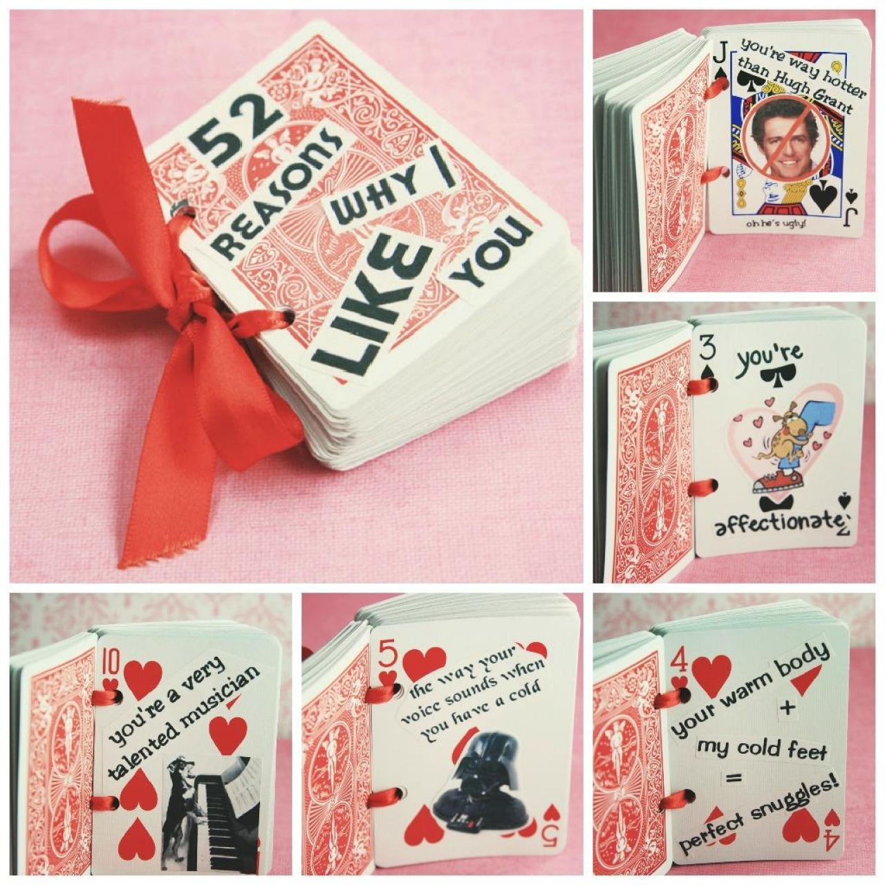 24 lovely valentine 39 s day gifts for your boyfriend for Creative valentines day ideas for wife