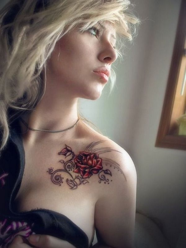 shoulder-tattoos-for-women.