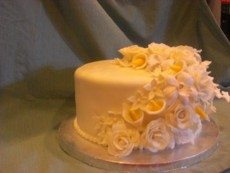 25 CUTE SMALL WEDDING CAKES FOR THE SPECIAL OCCASSION……