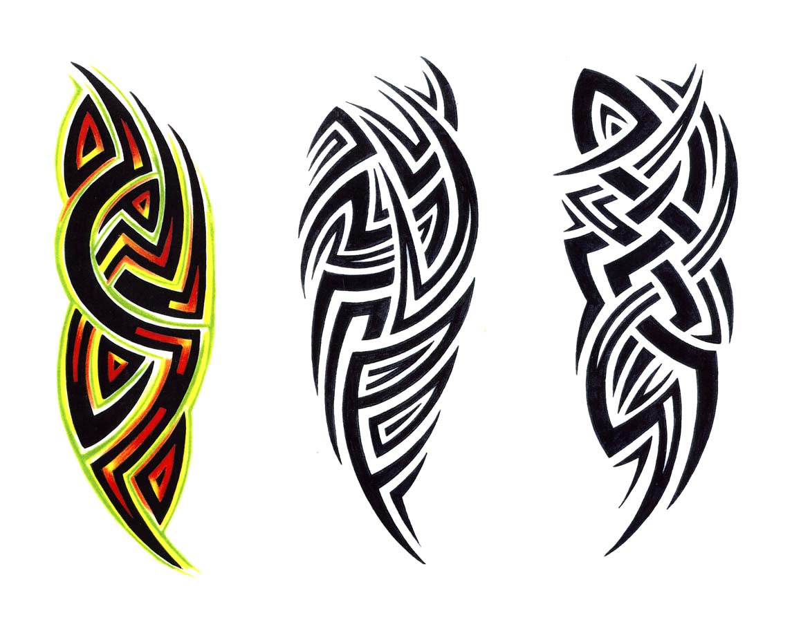 Tribal tattoo designs was