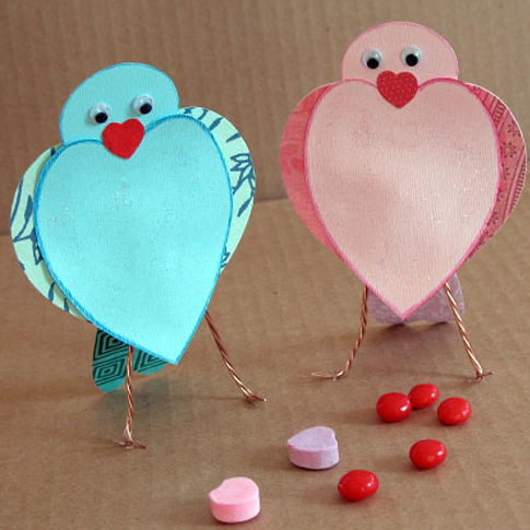 32 unique valentine craft ideas to surprise your better for Crafts for valentines day ideas