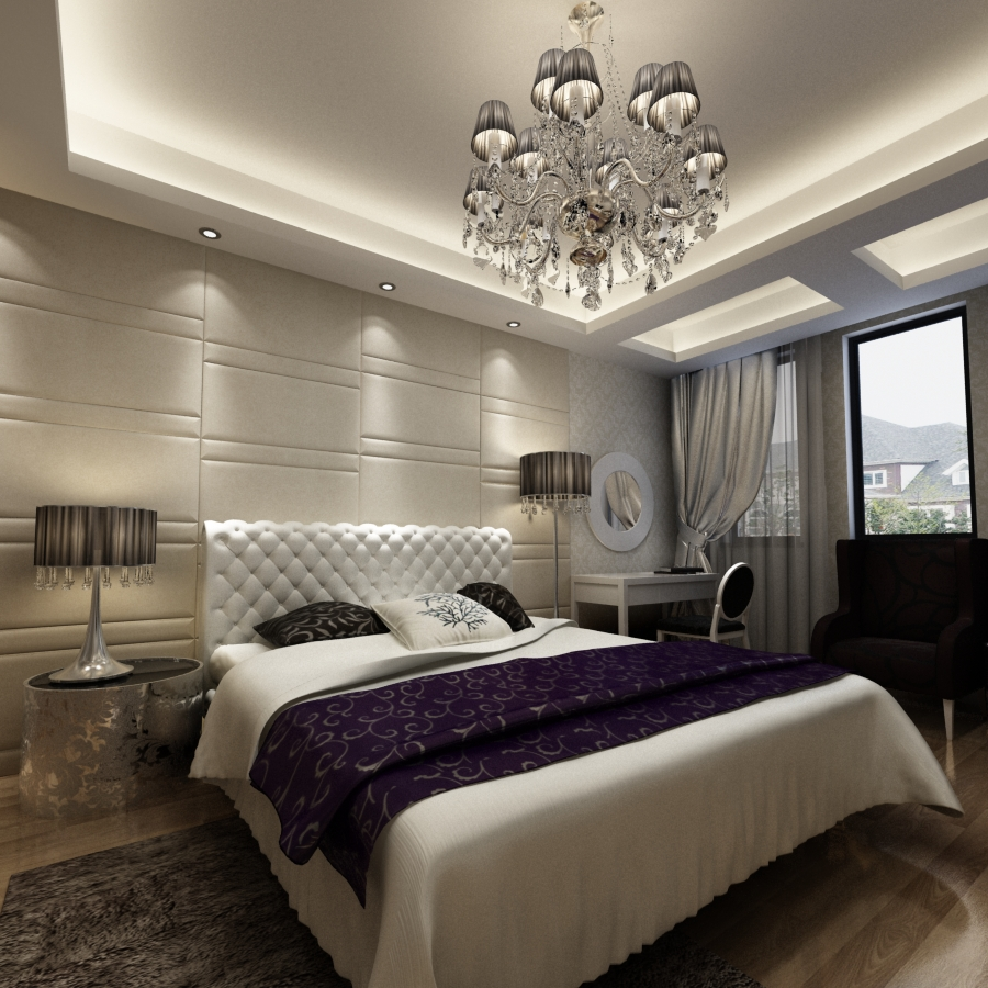 LUXURY AT PEEK- 35 FASCINATING BEDROOM DESIGNS