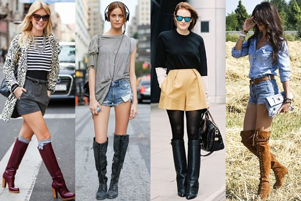 Knee-High-Boots-with-Shorts.