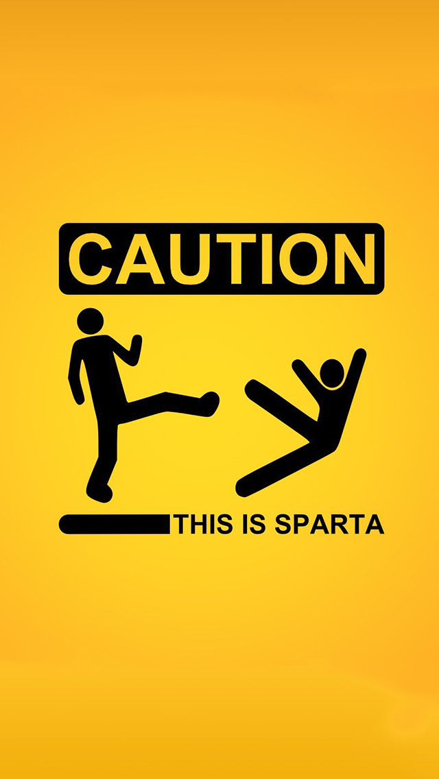 This-Is-Sparta-Funny-Illustration-iPhone-5-Wallpaper.