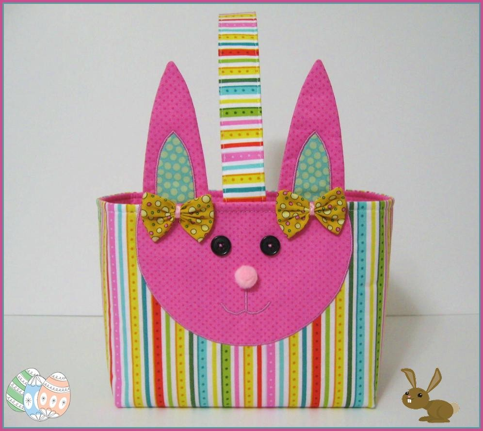 47 lovely easter gift ideas for your loved ones - Easter basket craft ideas ...