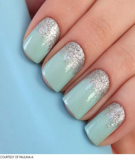 2014 Nail Art Ideas For Prom: 37 JAZZY PROM NIGHT NAIL ART DESIGN INSPIRATIONS