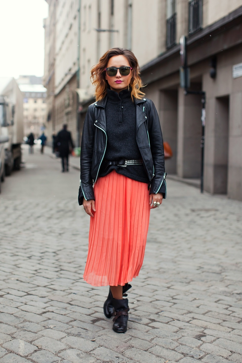 55 STUNNING PLEATED SKIRTS FOR THE FASHION DIVAS ...