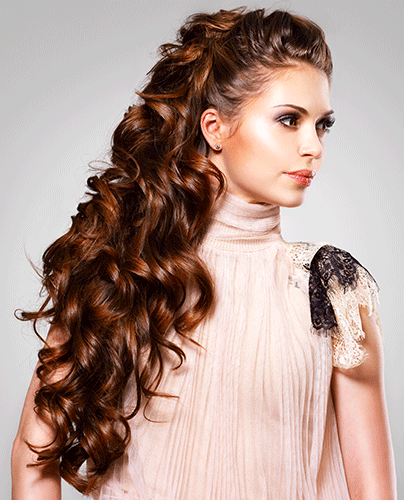curl styles for long hair 30 glamorous curls for gorgeous look godfather 6448 | long curly hairstyles with braids.