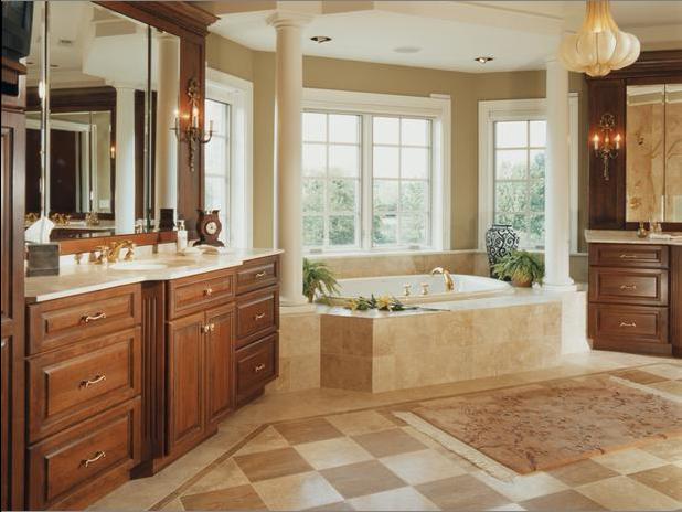 traditional bathroom designs20