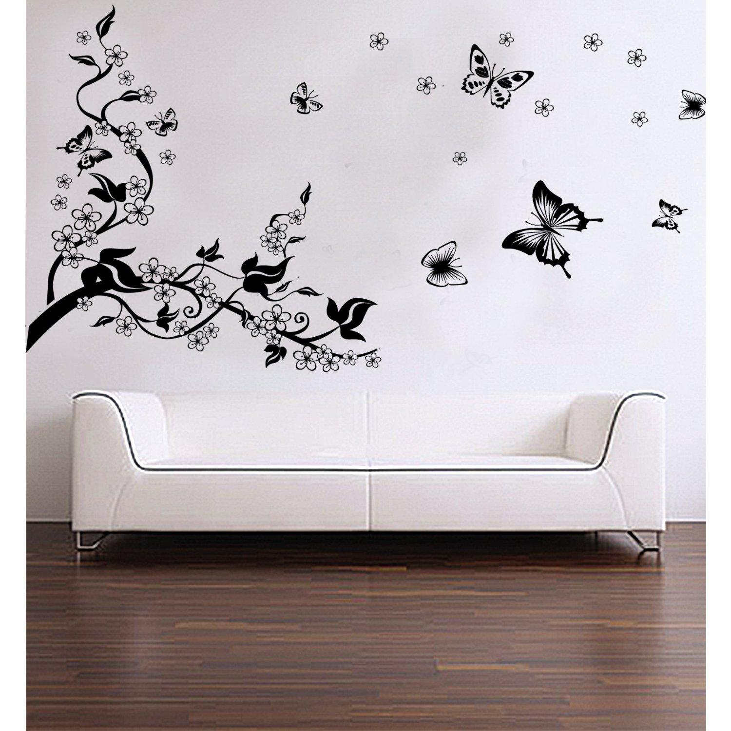 35 abstract wall decals inspirations godfather style for Vinyl wallpaper for walls