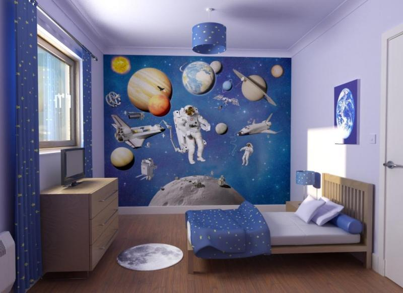 Kids Room Decor And Kids Room Wall Painting Ideas From