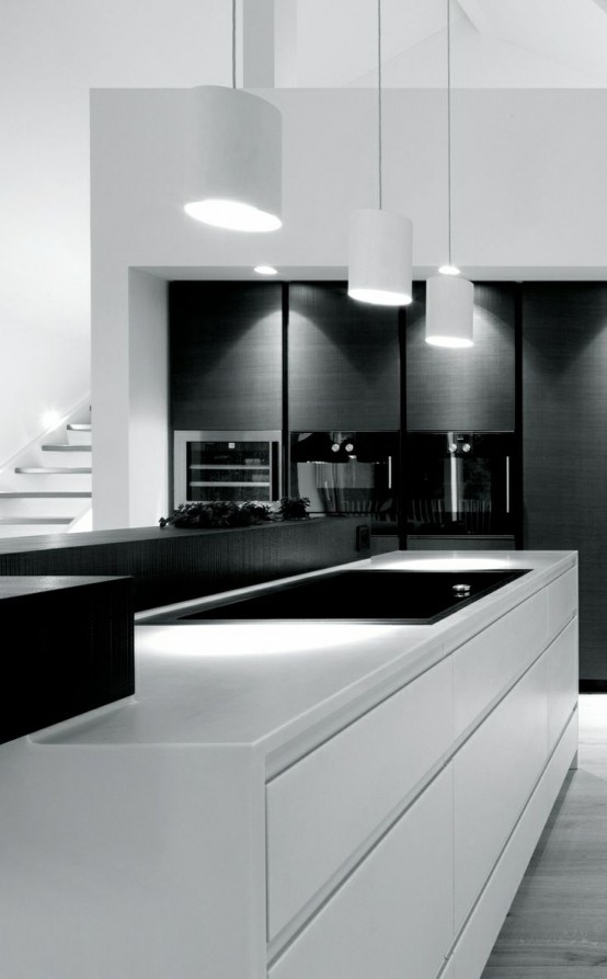 Functional Kitchen Design Ideas ~ Amazing minimalist kitchen design ideas