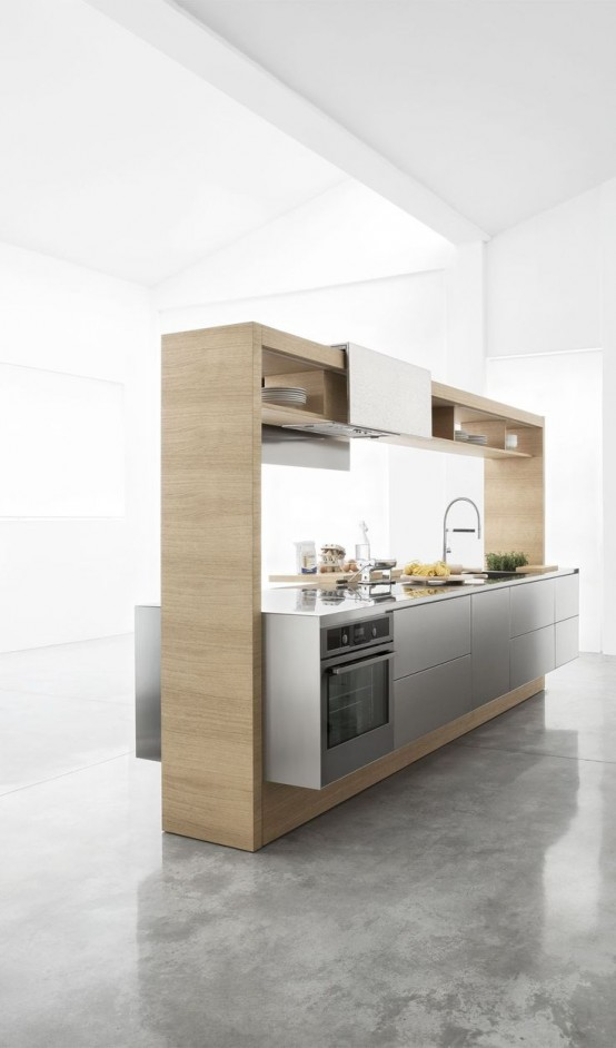 25 amazing minimalist kitchen design ideas for Kitchen decorating ideas 2016