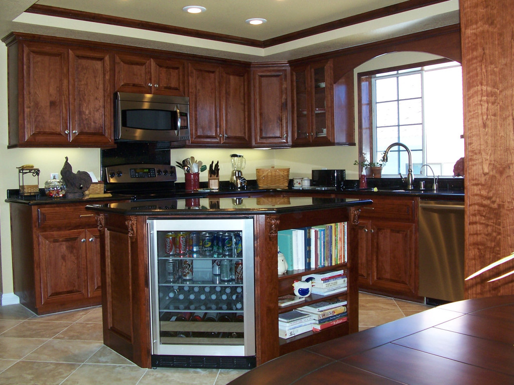 25 kitchen remodel ideas godfather style for Small kitchen redo ideas