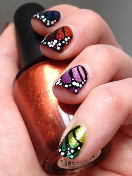 Best-Yet-Stylish-Random-Nail-Art-Designs-Supplies-7.