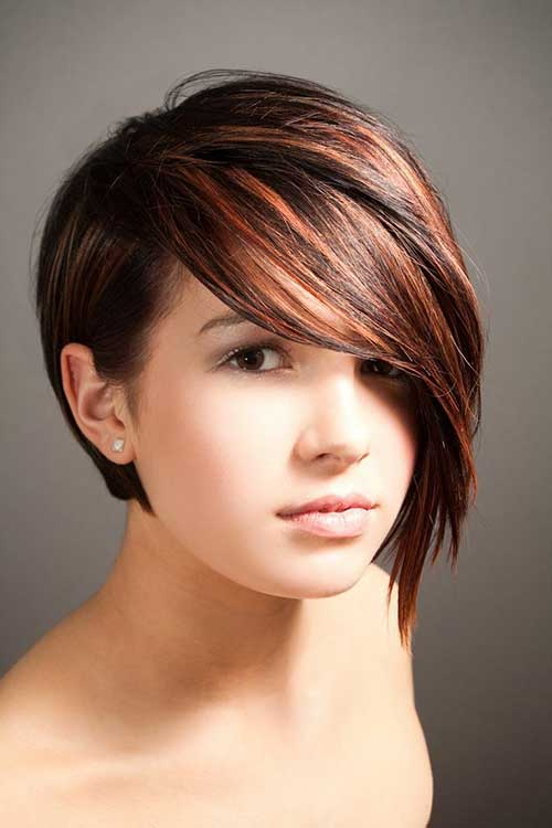 Cute Hairstyles For Girls With Short Hair 62