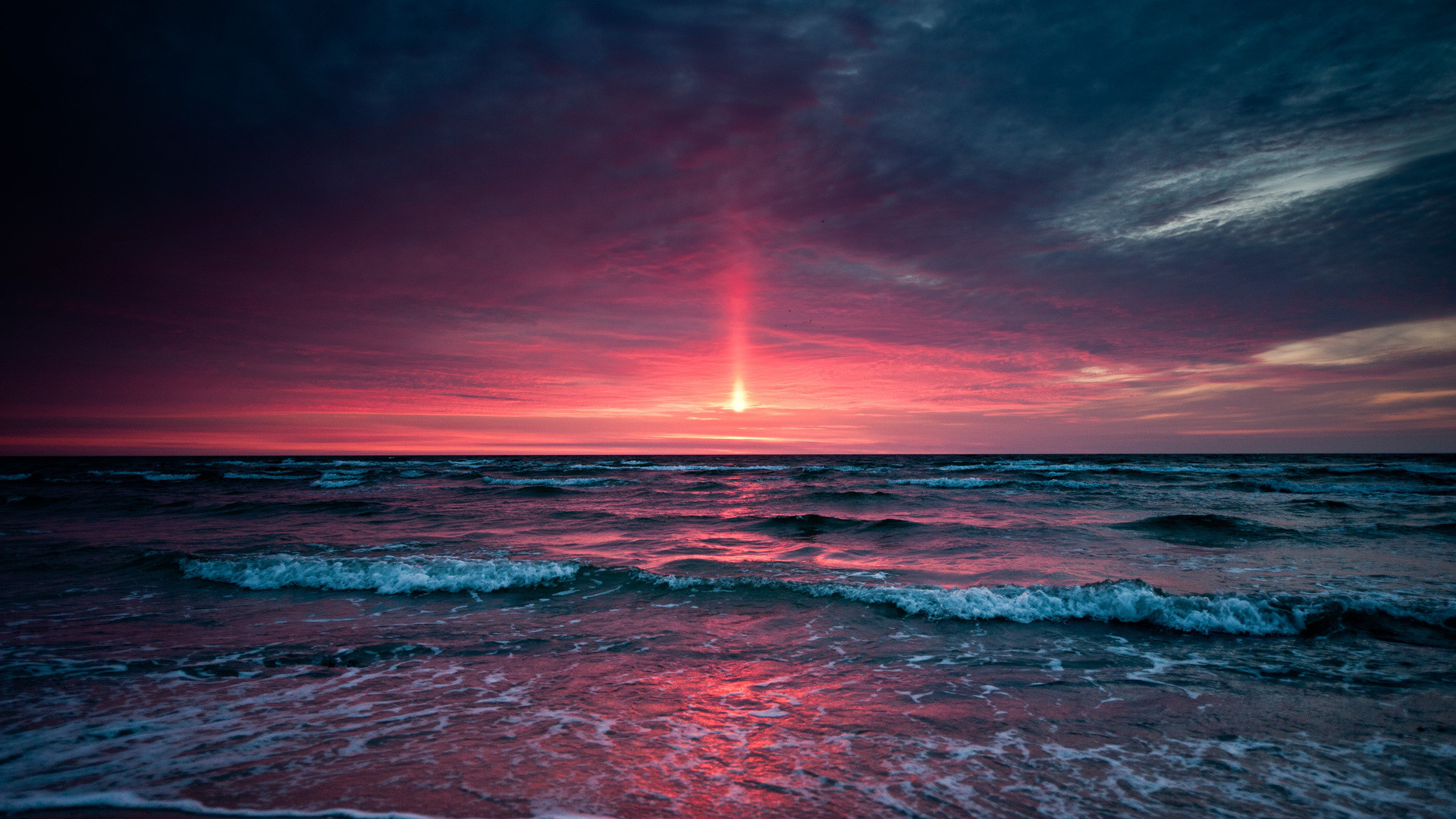 beautiful-sunsets-on-the-beach-