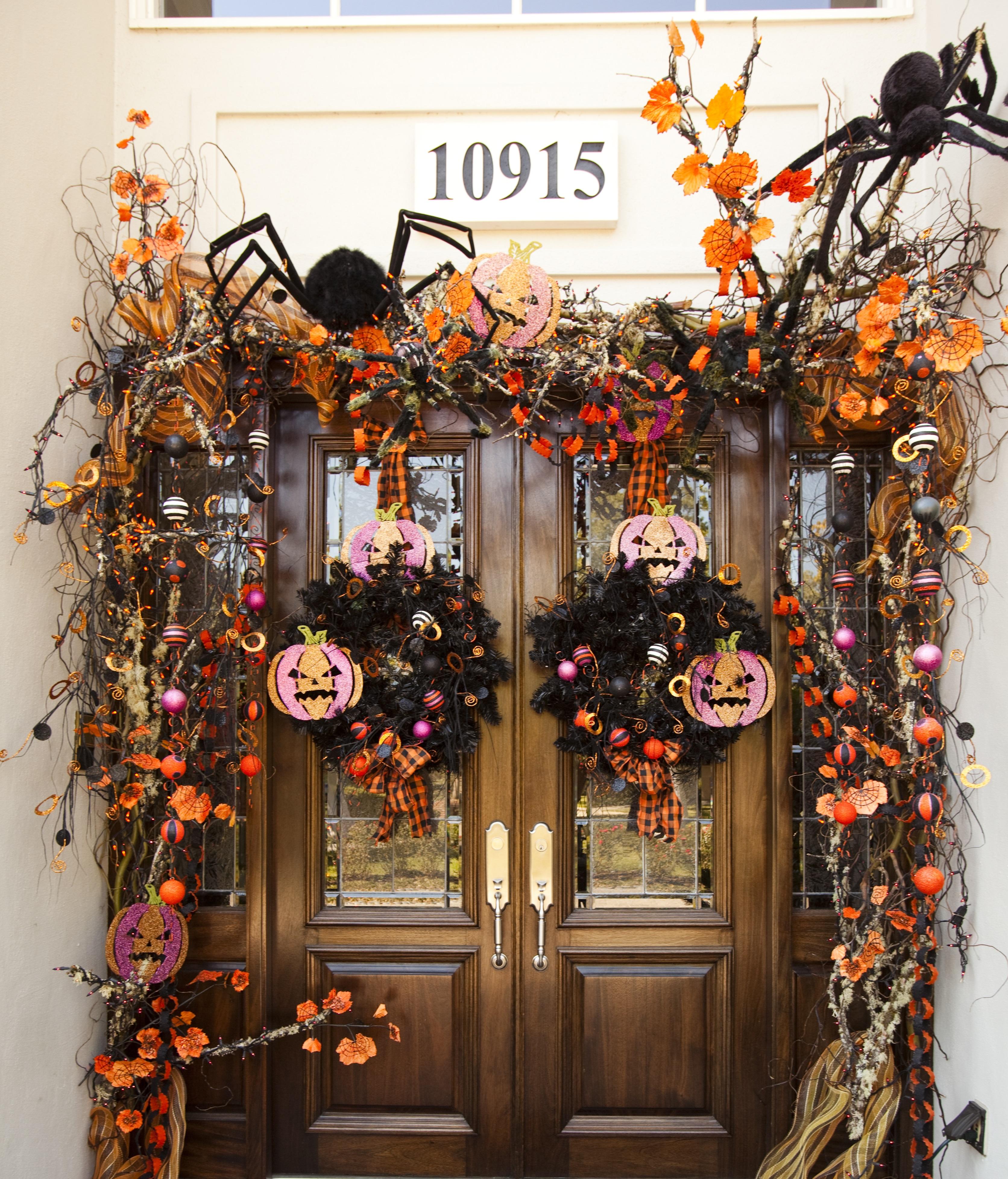 front door decorations0000