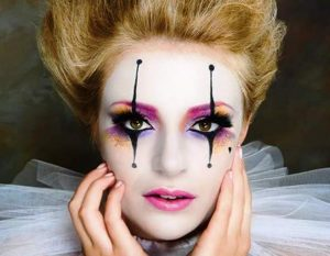 35 PRETTY HOT HALLOWEEN MAKEUP INSPIRATIONS